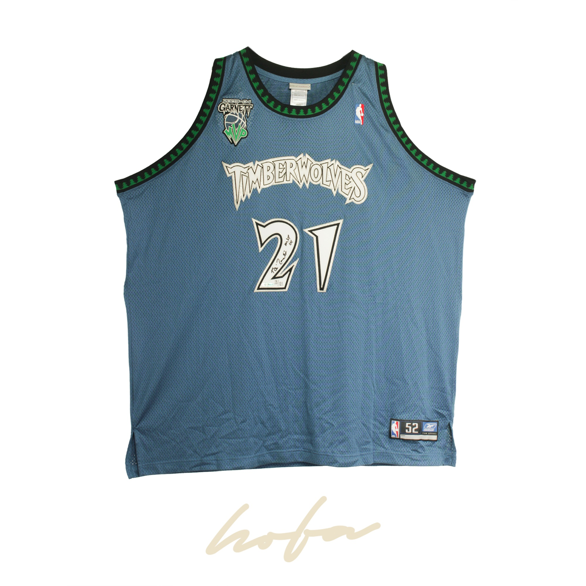 get cheap 30d96 bf6e4 Timberwolves Archives - Hall Of Fame AuthenticsHall Of Fame ...