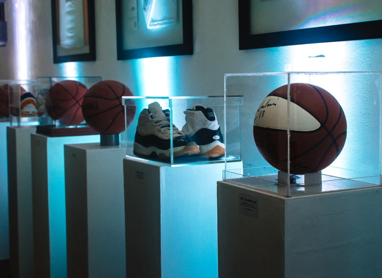 Looking for Signed Air Jordan 11 Concords? You Can Get Them at This Sports Memorabilia Store