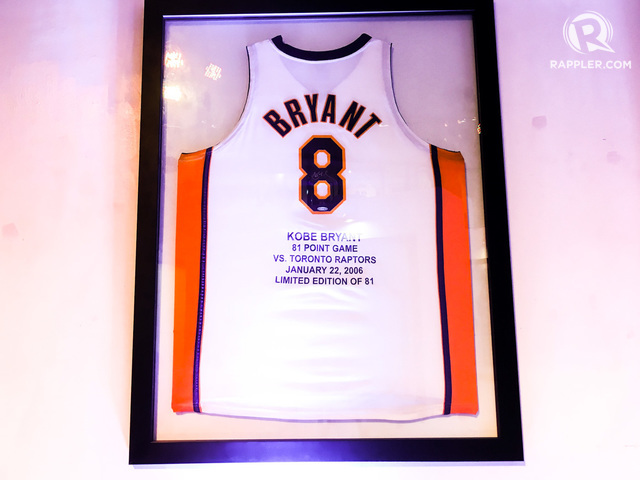 Hall of Fame Authentics. NBA. Photo by Beatrice Go/Rappler