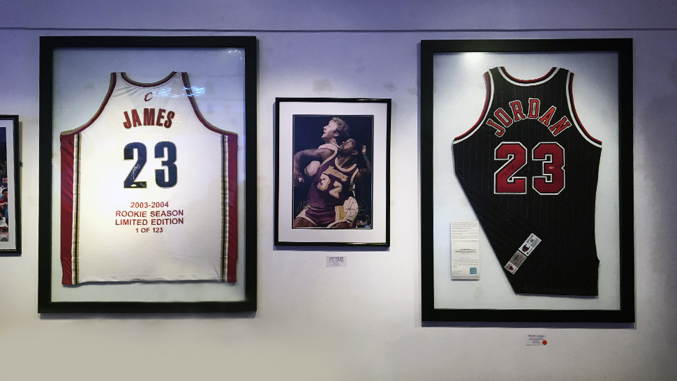 Don't Call it Sports Memorabilia. Call it an Investment