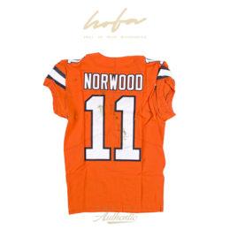 Jordan Norwood   Hall of Fame Authentics